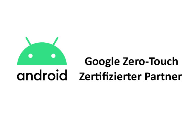 Google-Zero-Touch-Partner